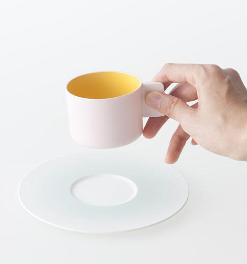1616/arita japan ペアカップ&ソーサー