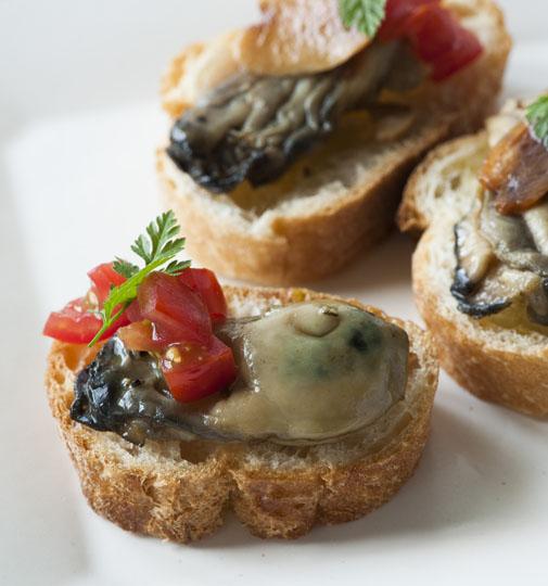 丸徳海苔 ひろしま牡蠣のコンフィ
