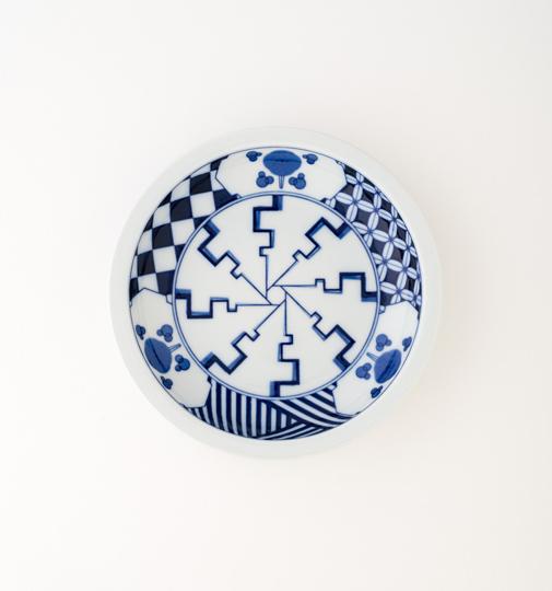 ZOA-JAPAN Daily NEJIRI 4.5寸皿